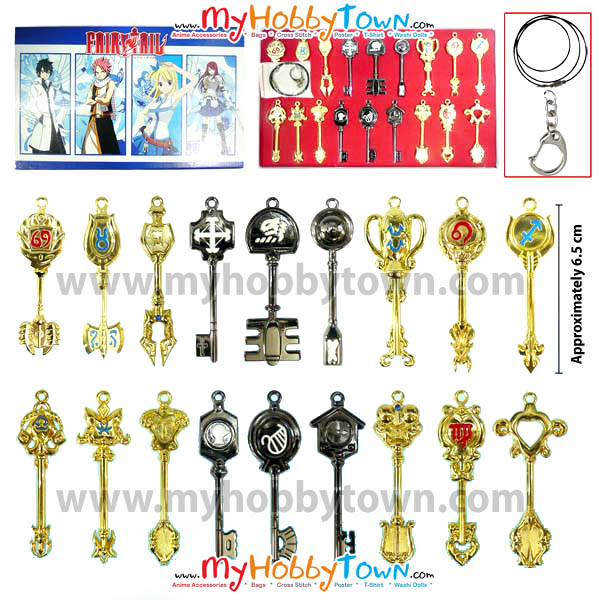Lucy Fairy Tail Keys Fairy tail lucy celestial