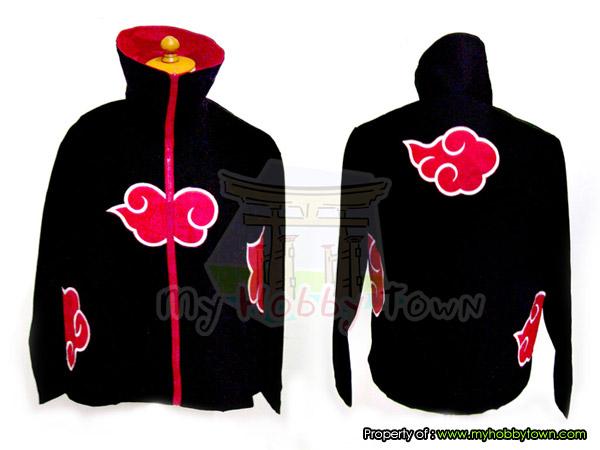 Naruto Akatsuki Jacket