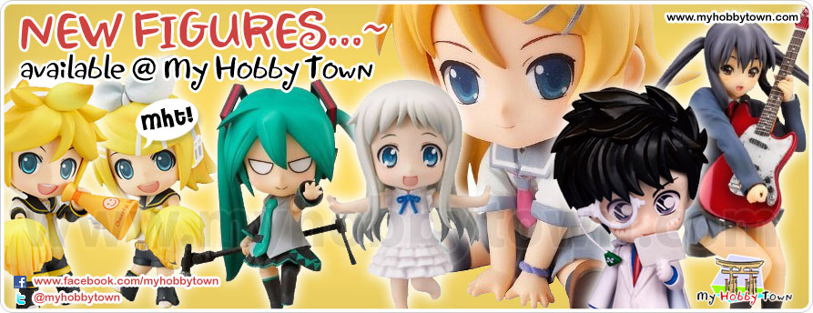 Anime Shop Cosplay Shop Hobby Shop Indonesia My Hobby Town